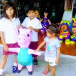 メキシコのパーティーに欠かせない「Piñataピニャタ」
