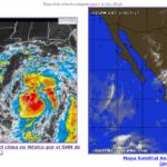【緊急】熱帯性暴風雨「ネイト」の接近に伴う注意喚起のお知らせと、カンクン10月6日のお天気