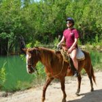 Maroma Adventures / カンクンから行けるリビエラマヤの「乗馬体験ツアー」情報