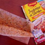 フライパンが汚れない画期的シーズニングシート【①メキシコのコンビニやスーパーで買えるメキシコ土産】