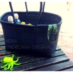 「メキシカン メルカドバッグ」好きな色・サイズでオーダーハンドメイドしてもらったら、街を飛び出す新しいモデルができたよ!