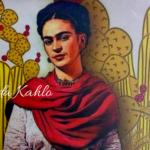 【メキシコ雑貨】フリーダ・カーロの可愛いポーチ