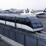 メキシコシティ空港 [ターミナル1↔ターミナル2]のエアトレイン移動方法