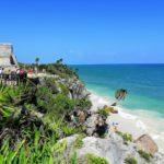 おすすめ!カリブ海に面したマヤ文明の美しい城壁都市「トゥルム遺跡」