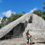 【悲報】コバ遺跡のピラミッドが登れなくなりました